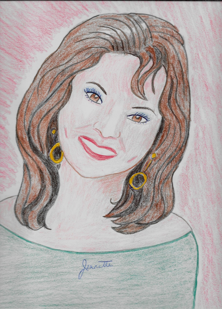 Shania Twain by Jeanette
